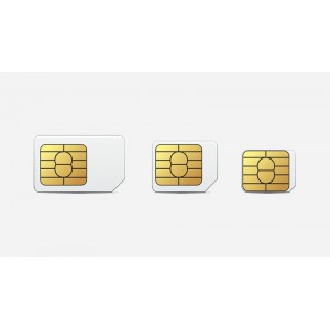 Galaxy Mobile - 4G EU - PTT SIM card