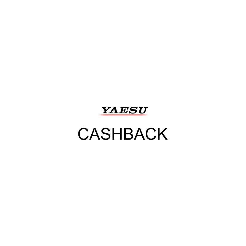 Yaesu Cashback HF Special 2020 Summer