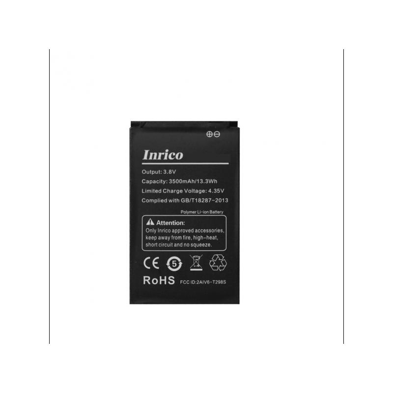 Inrico T320 Batterij