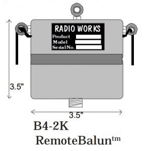 Radio Works B4-2K